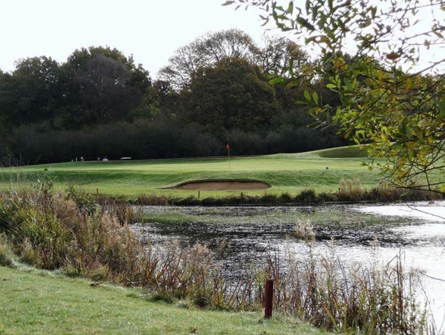 Dummer Golf Club - Lake